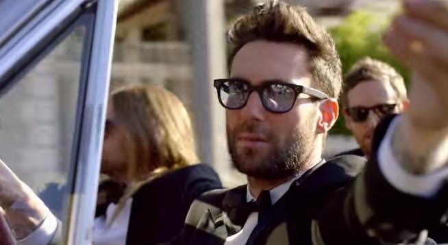 Lirik Lagu Maroon 5 Sugar