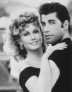 Imagen de la película musical Grease