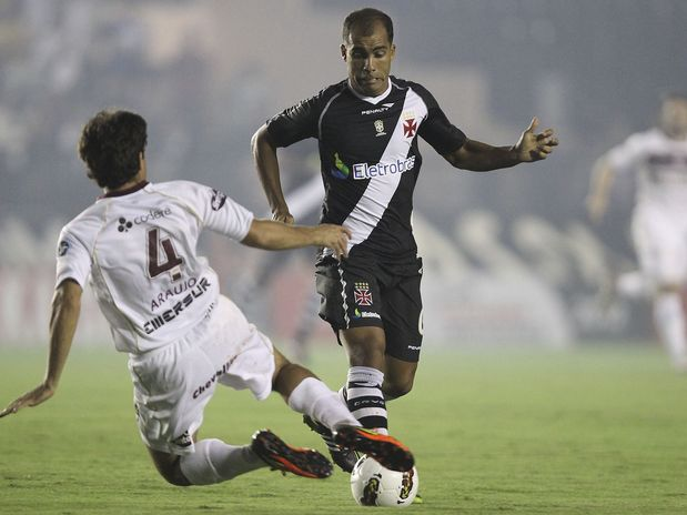 Libertadores 2012 - Vasco 2 x 1 Lanús