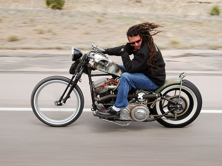 Musings of a motorcycle aficionado billy lane on work release in florida