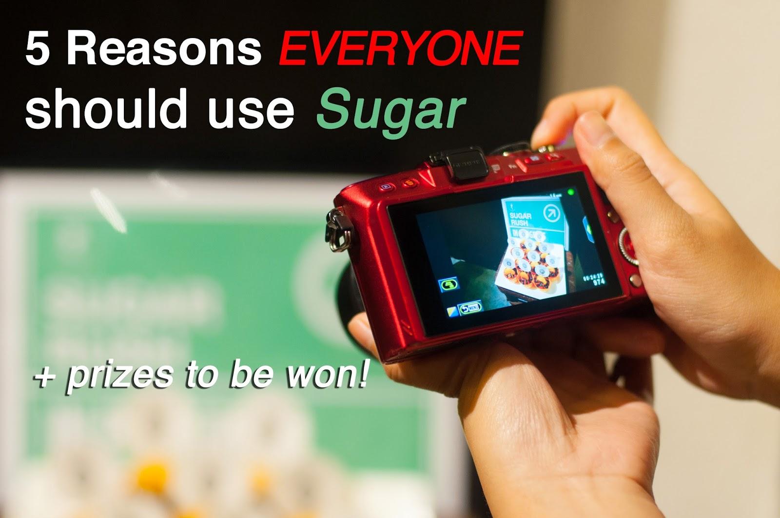 Sugar mobile app singapore