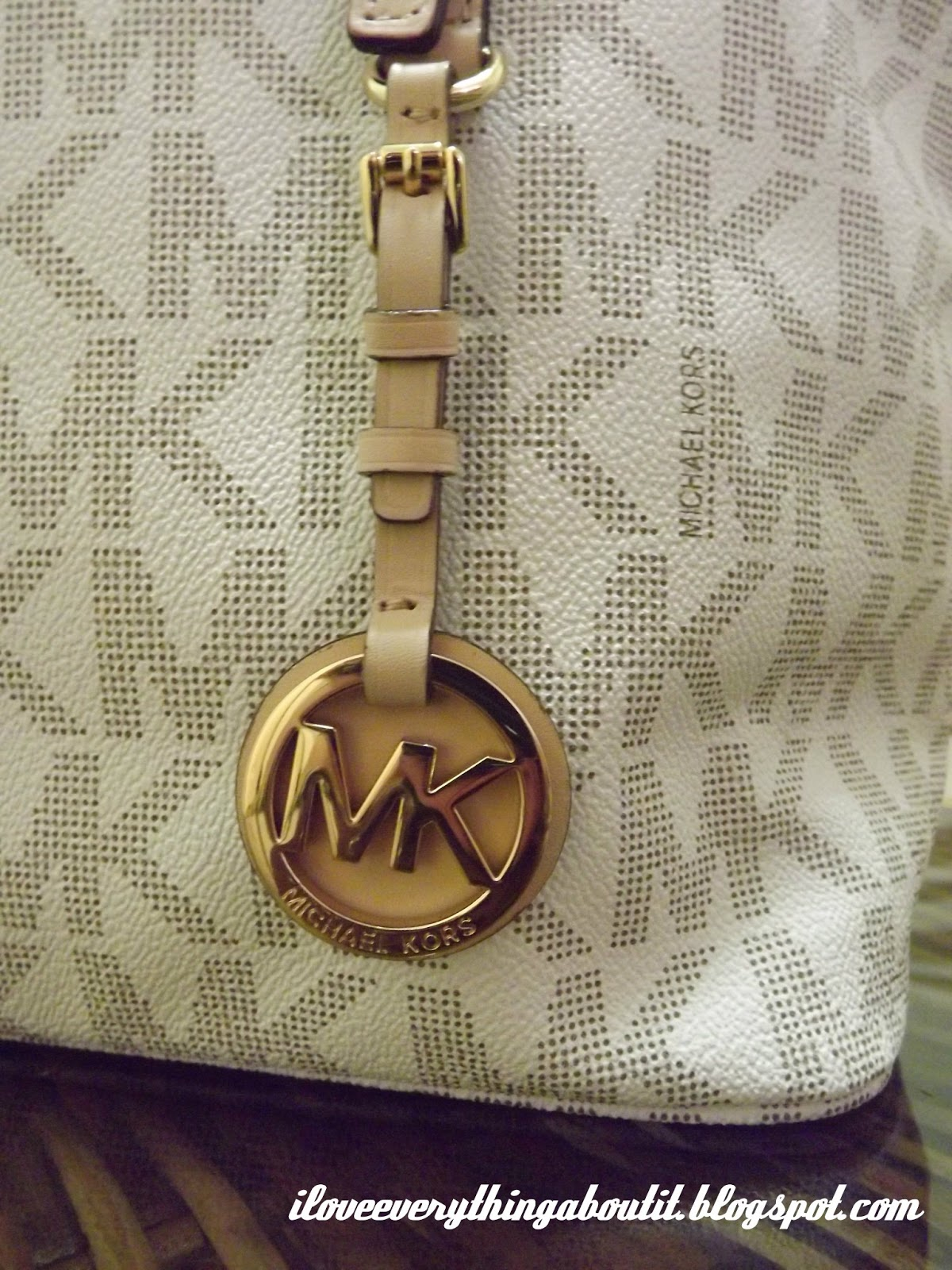 Michael kors tote bags philippines - Mk Bag Charm