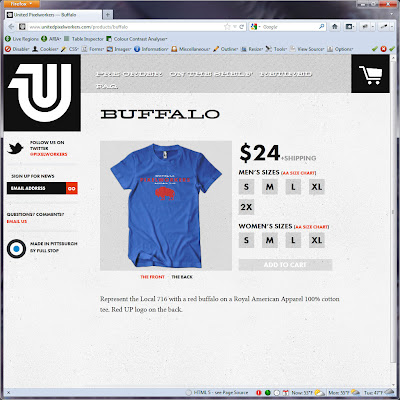 Screen capture of http://www.unitedpixelworkers.com/products/buffalo.