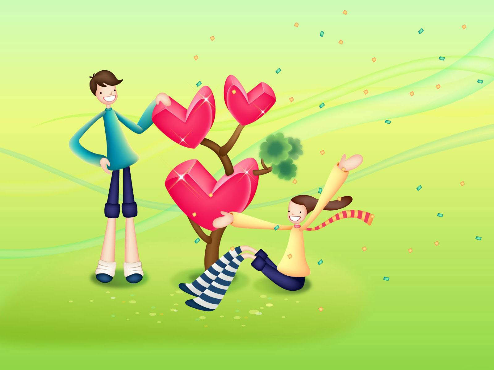 Love Animation Wallpaper In Hd : wallpapers: Romantic Love Wallpapers