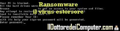 ransomware virus estorsore