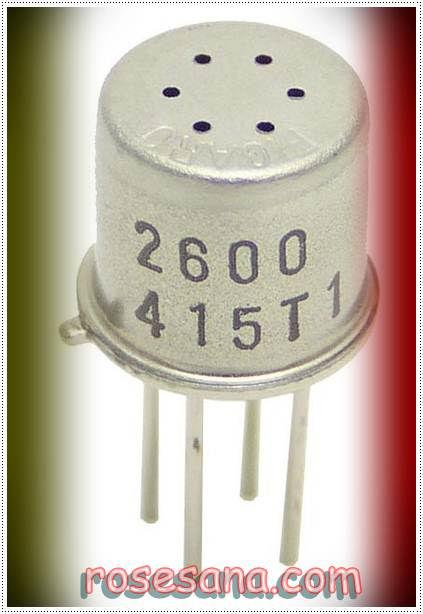 Figaro TGS 2600 Air Contaminants Sensor