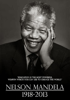 Tribute for Madiba Nelson Mandela