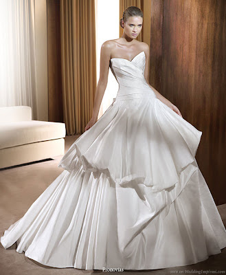 2011 Bridal Wedding Dresses