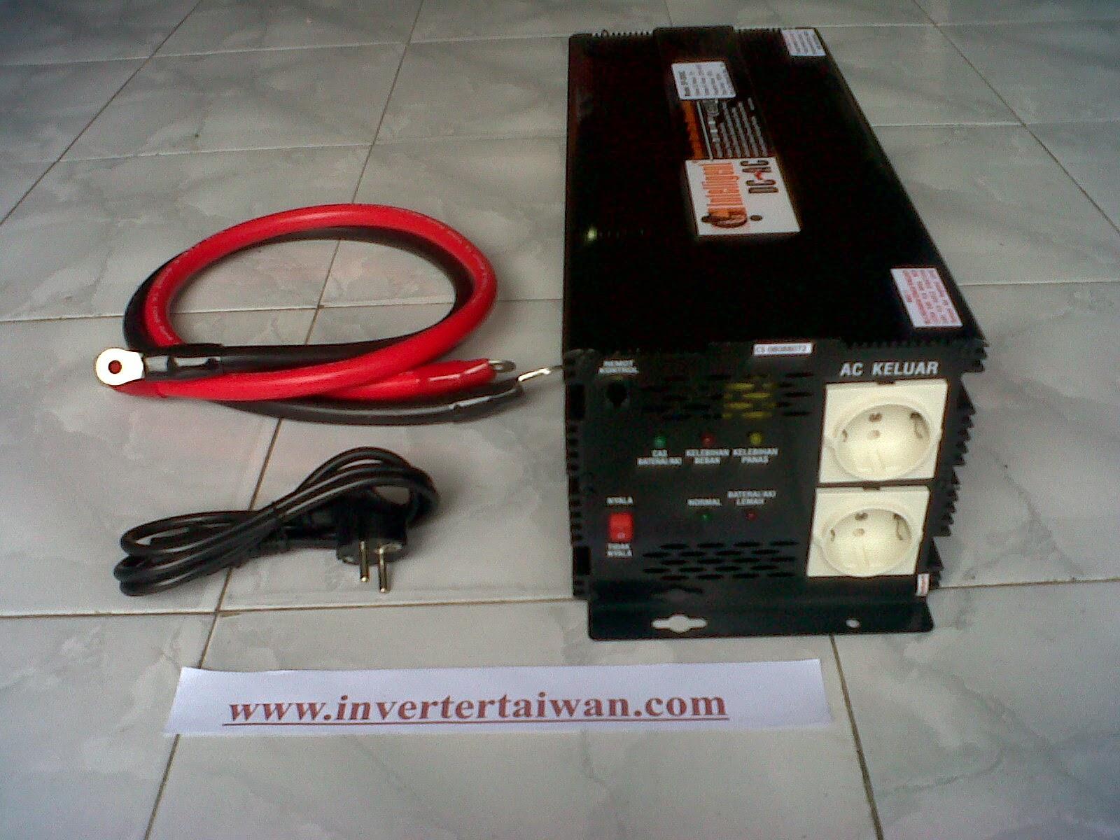 Foto Inverter Watt Besar