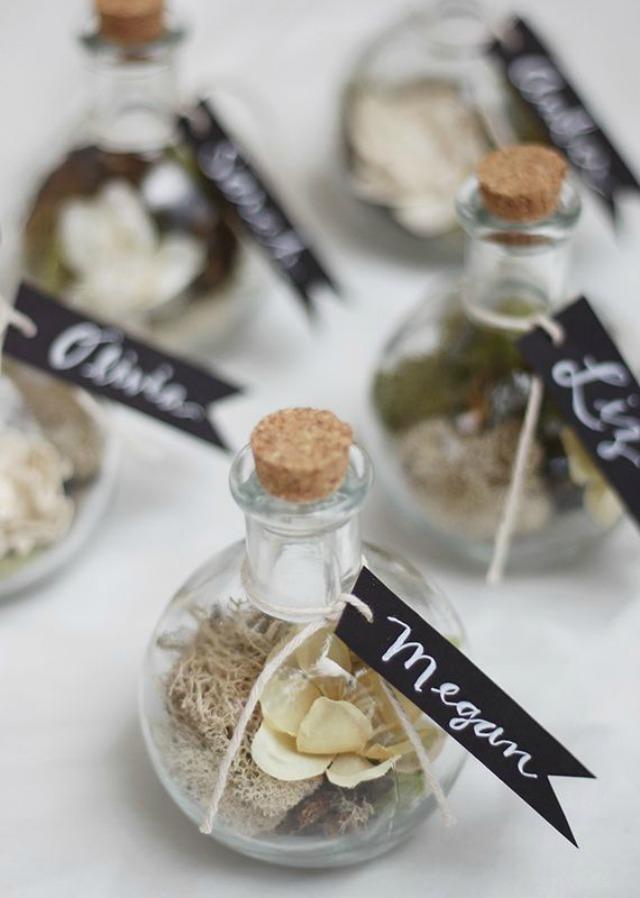 DIY terrario regalo de boda - Blog Mi Boda