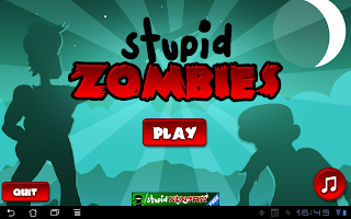Imagen de Stupid Zombies en la Asus Eee Pad Transformer TF101