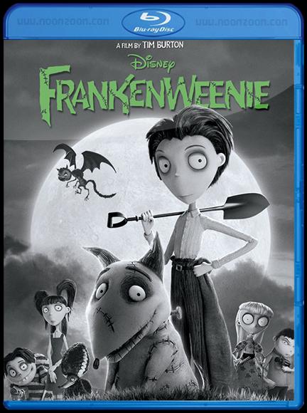 [Mini-HD] Frankenweenie (2012) : แฟรงเก้นวีนี่ คืนชีพเพื่อนซี้สี่ขา [720p][เสียงอังกฤษ DTS+พากย์ไทย 5.1]-[บรรยายไทย+อังกฤษ]