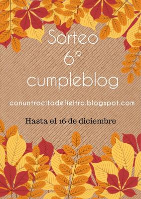 6º Cumpleblog