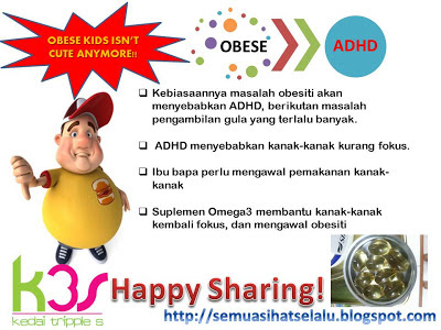 Omega Guard untuk ADHD