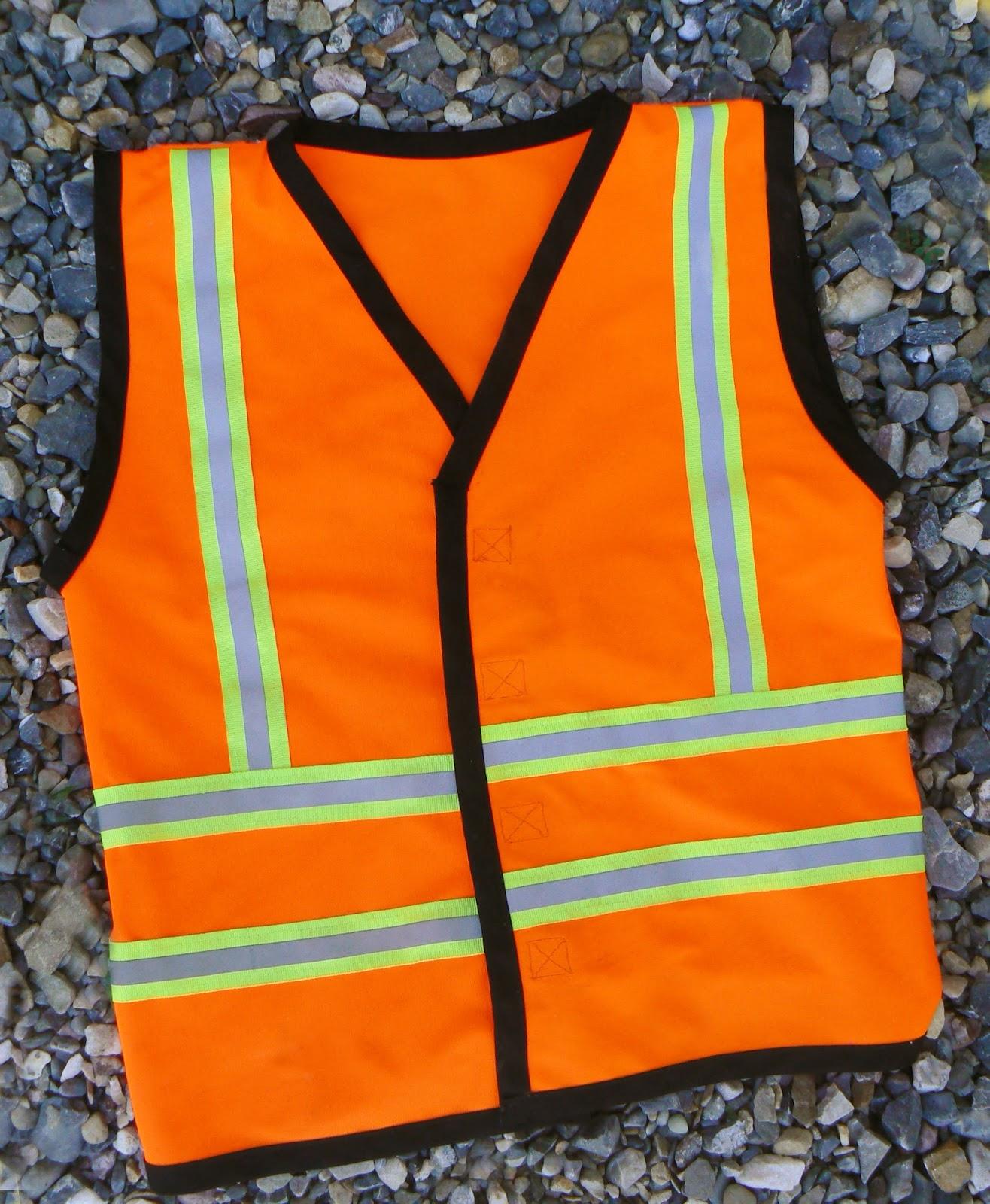 Ourhomecreations DIY Construction Vest