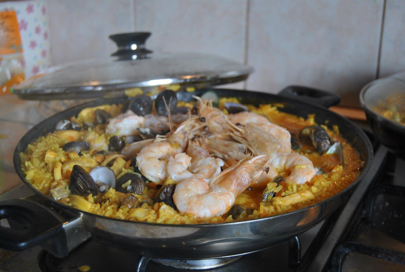 El arte de la cocina cocinando rico en casa de andre for Cocinando en mi casa