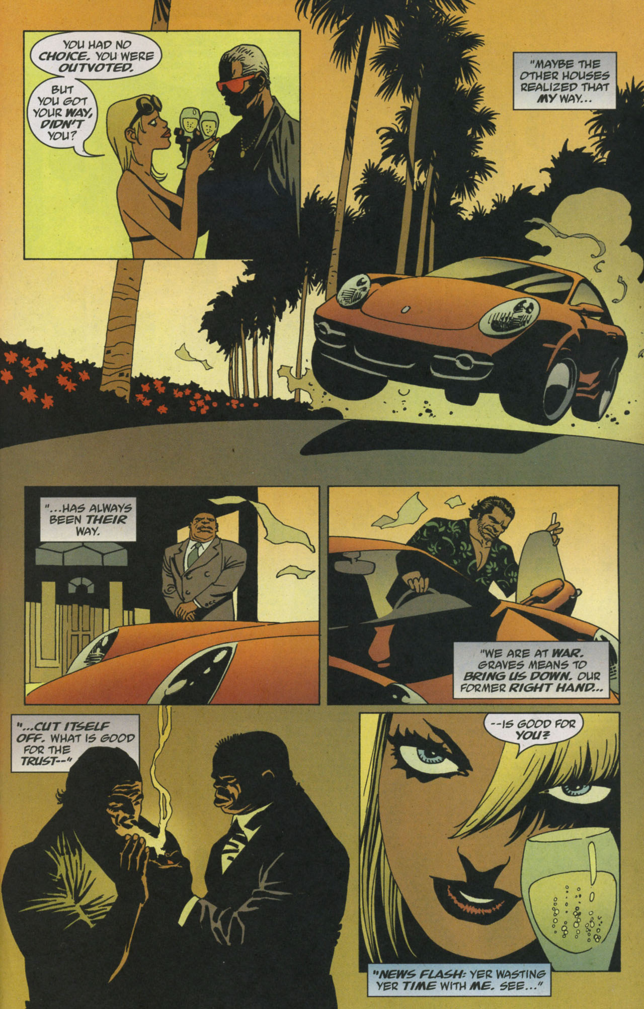 100 Bullets 74 Page 14