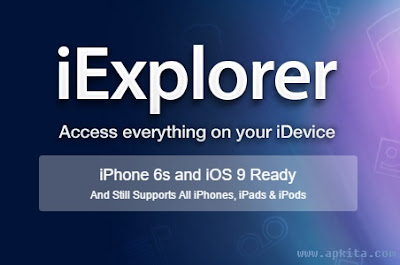iExplorer 3.8.5.0 Full Version