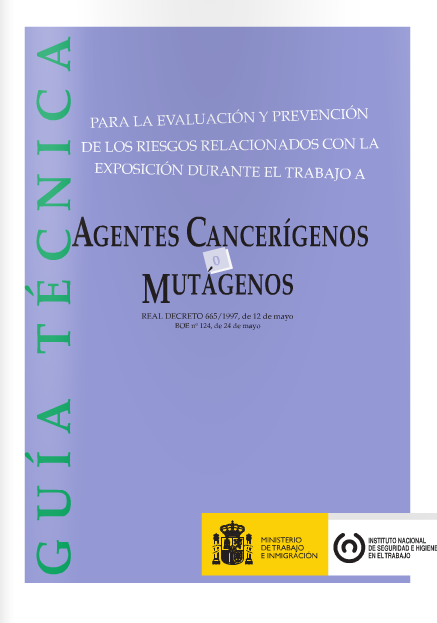 Agentes cancerigenos o mutagenos