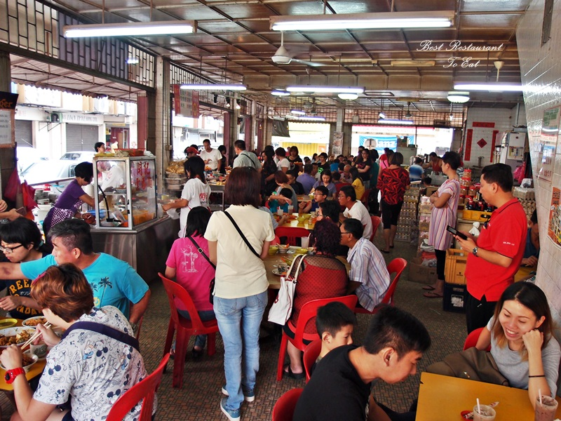 EatingAsia: Daytrippin: A Touch of China at Bentongs