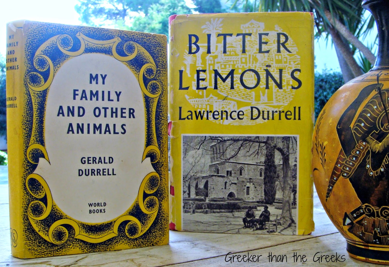 gerald and lawrence durrell
