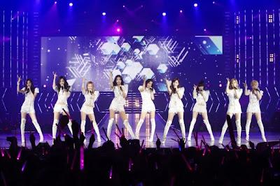 SNSD Tour Asia
