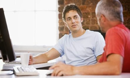 3 Tips for Increasing Connected Communication - men talk people