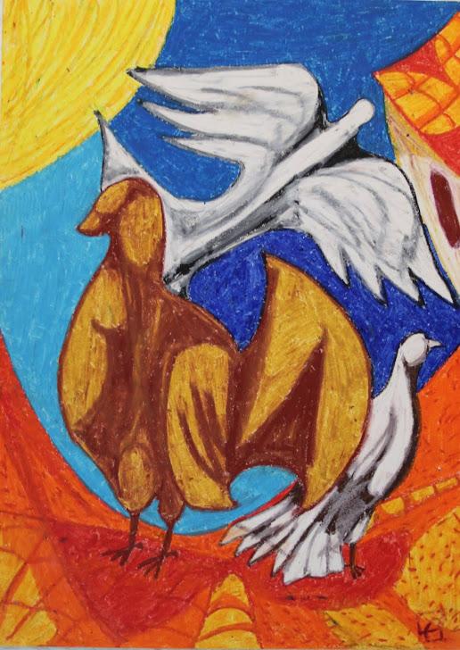 Las palomas 27-11-90