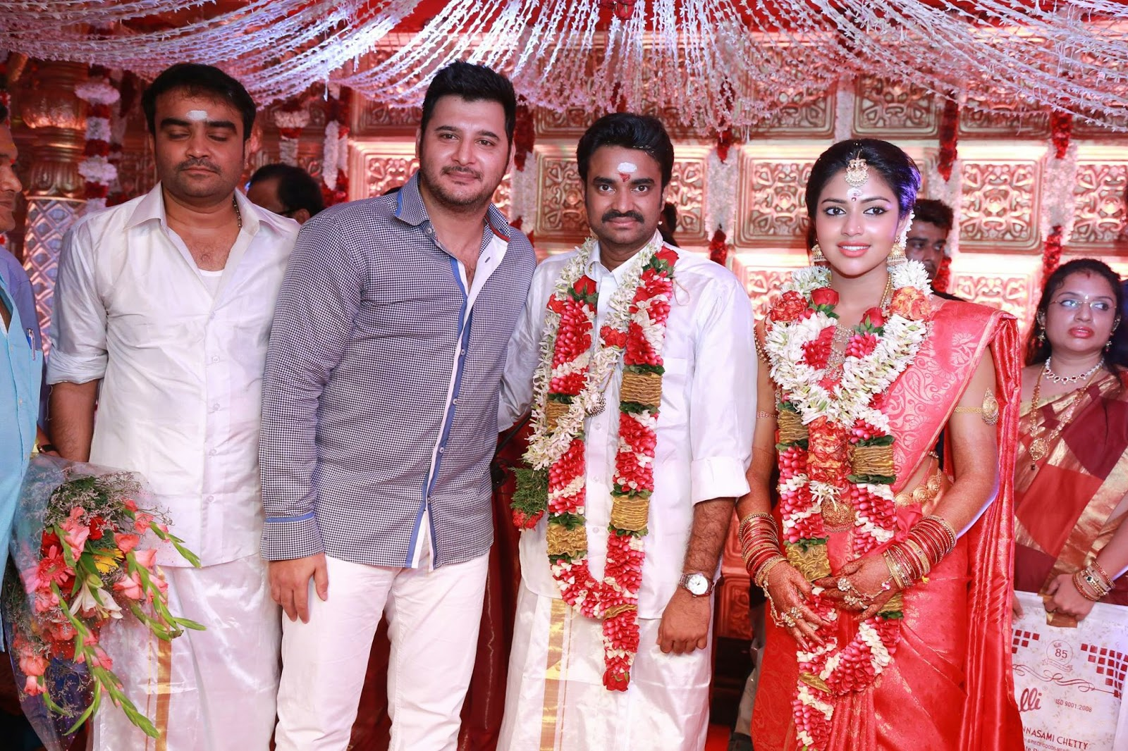 Amala Paul Al Vijay wedding Photos gallery-HQ-Photo-17