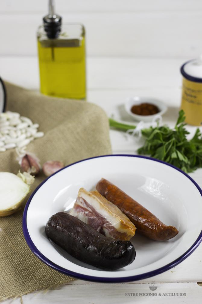Receta fabada asturiana