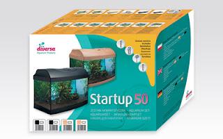 Akwarium Diversa estaw StartUp z Biedronki