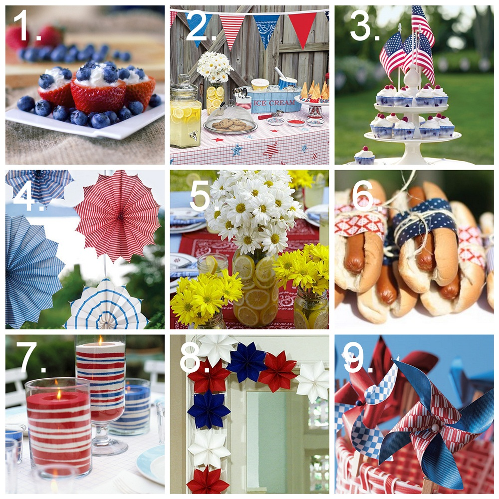 Mrs jackson 39 s class website blog memorial day party for B day decoration ideas
