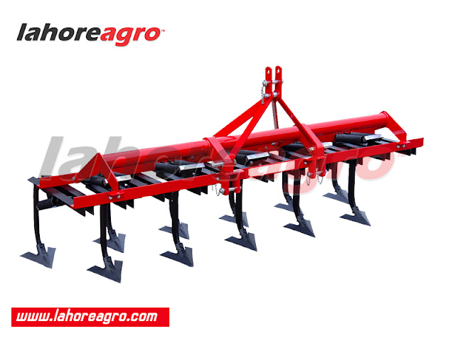 Cultivator, Tine Tiller, Implement
