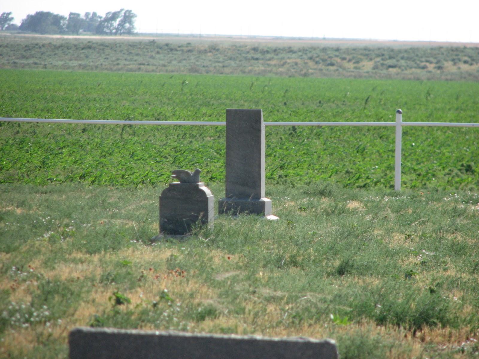 Kansas reno county turon - Stones In The Cemetery