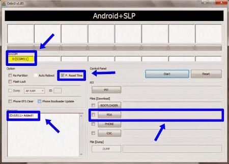 Install CWM Samsung Galaxy Ace 3