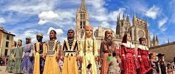 Folklore en Burgos