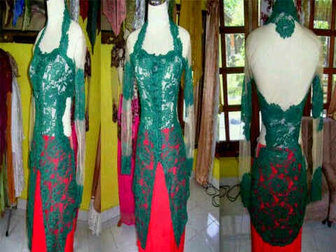 Foto Model Baju Kebaya Chemical