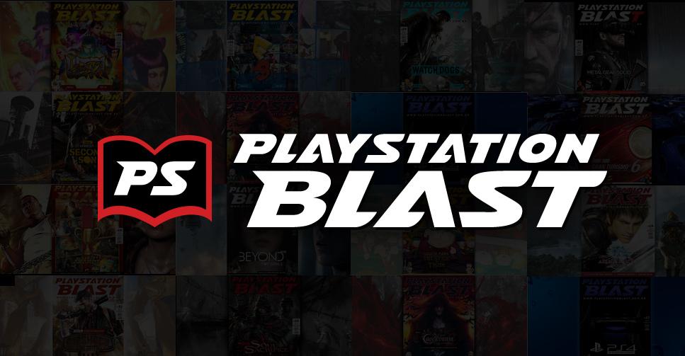Revista PlayStation Blast entra em pausa - aguardem por supresas! Revista_psblast