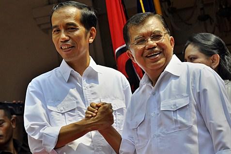 Ini Daftar Nama-nama Menteri Kabinet Jokowi Versi IReS