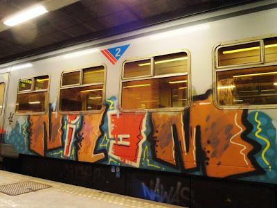 nilem graffiti