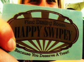 Happy Swipey.....you spend, we treat, it&#39;s simple!