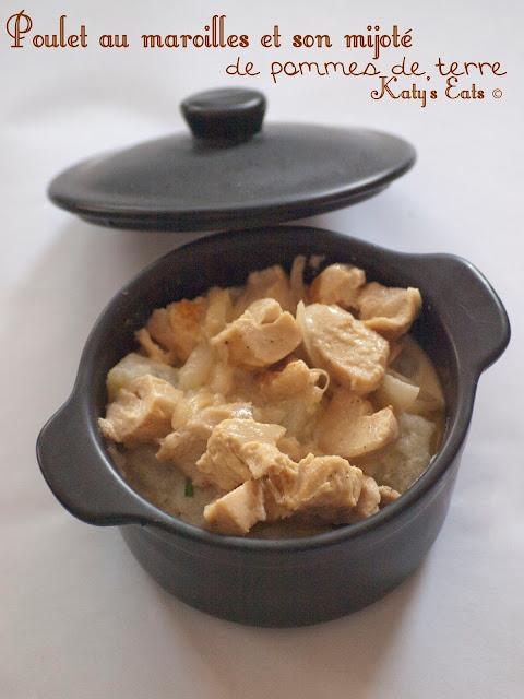 Poulet au maroilles, journal des femmes, recette poulet, poulet au maroilles et à la bière, poulet au maroilles recette, poulet au maroilles recette facile