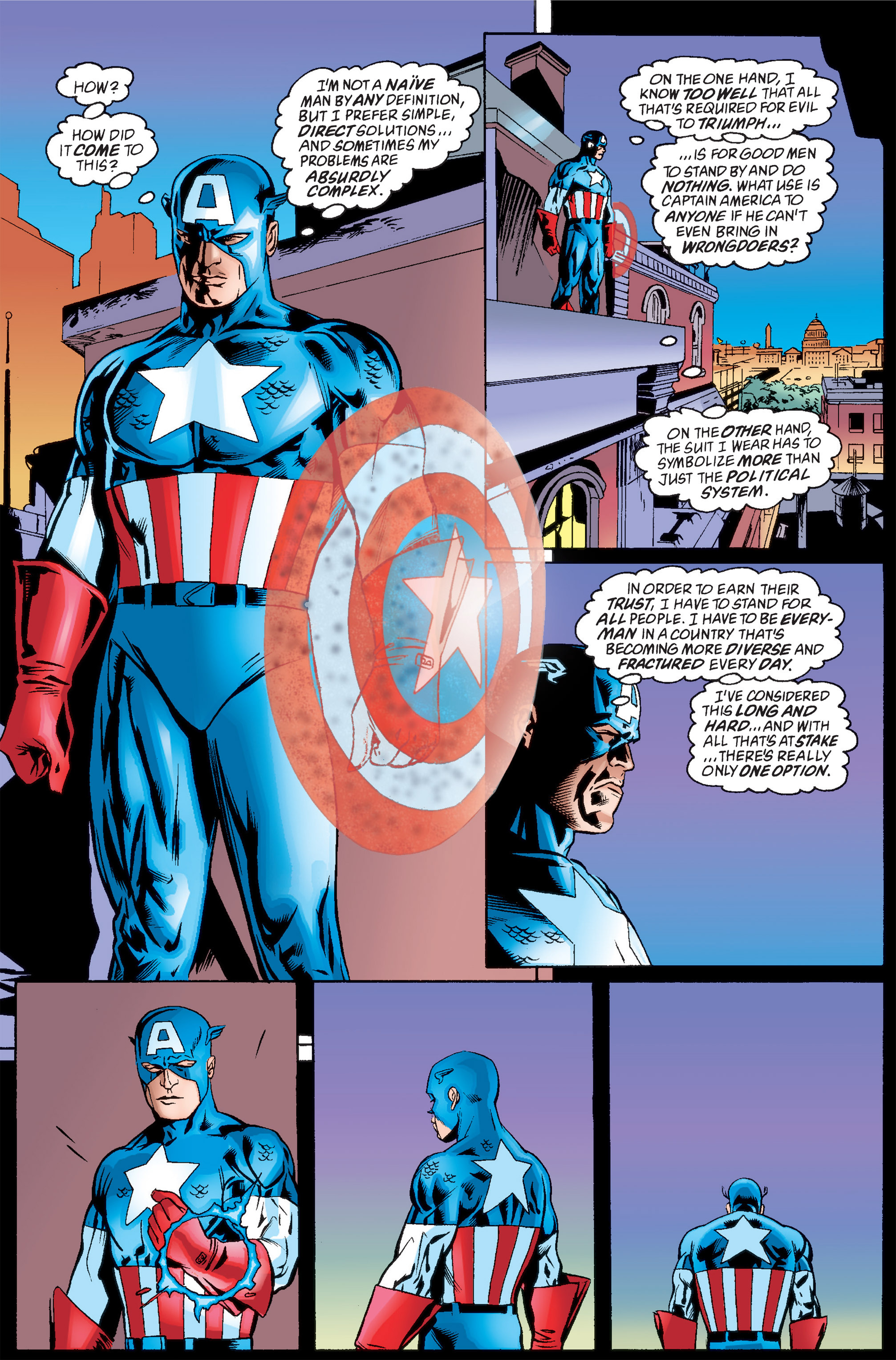 Captain America (1998) Issue #13 #19 - English 17