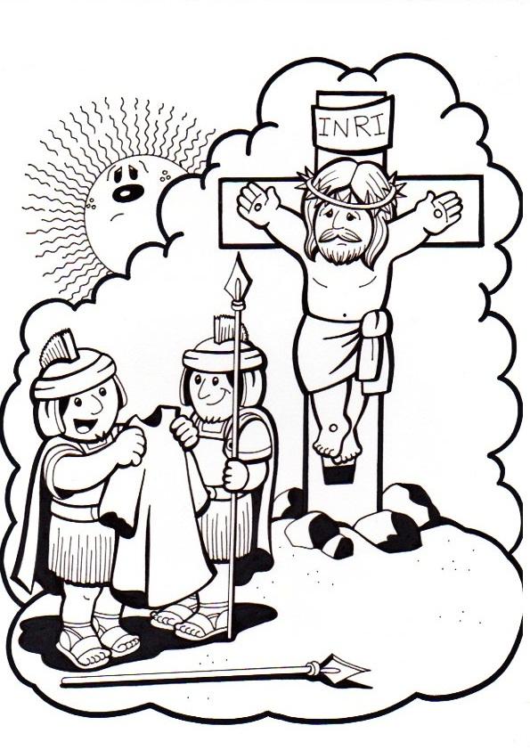 El Rincn de las Melli 10 ESTACION Jess es crucificado