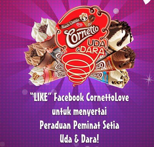 | KISAH CHENTA CORNETTO UDA &amp; DARA | ASTRO RIA 9 MALAM |