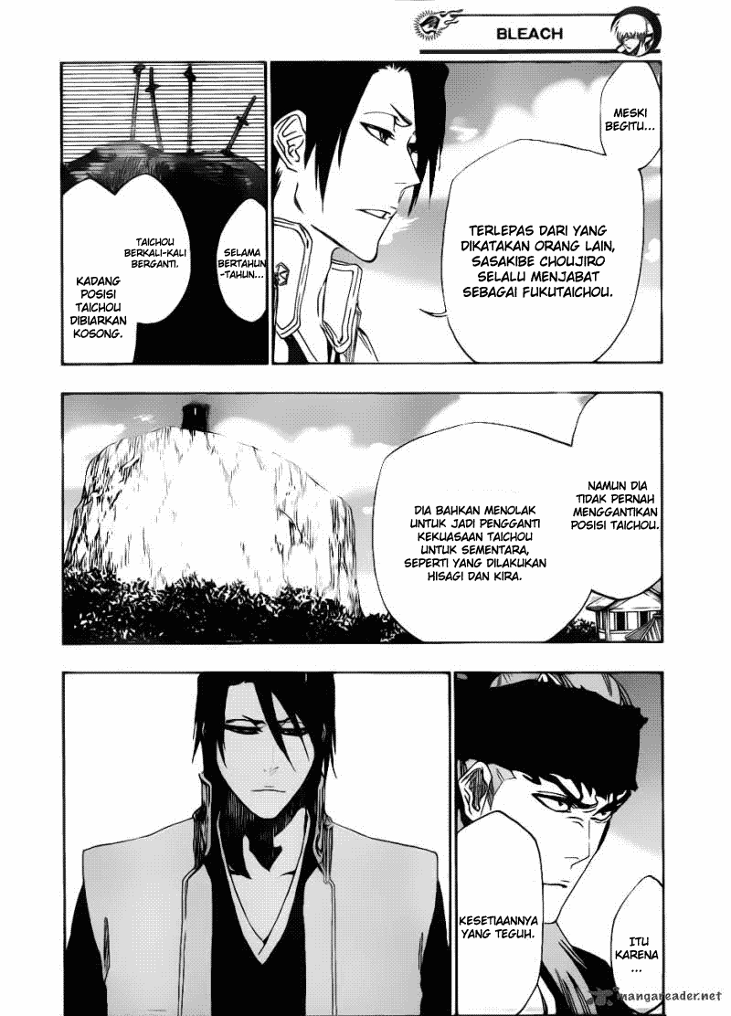 Bleach 486 page 7