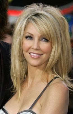 Blonde Layered Hairstyles