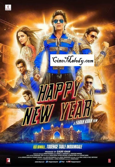 Happy New Year Telugu Mp3 Songs Free  Download  2014