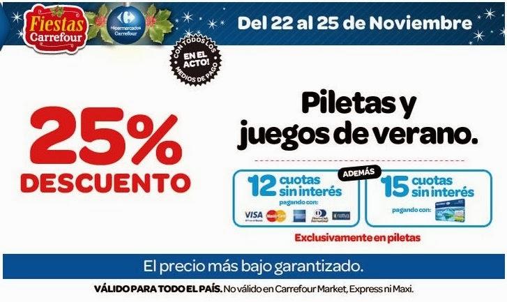 ofertas y promos en argentina ofertas carrefour fin de semana