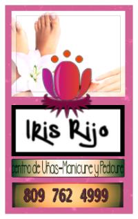 IRIS CENTRO de UÑAS - MANICURE y PEDICURE